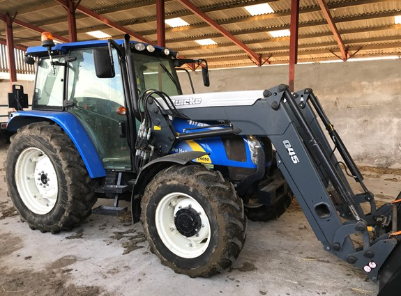 Dispersal Sale of Tractors, Farm Machinery & Livestock Equipment