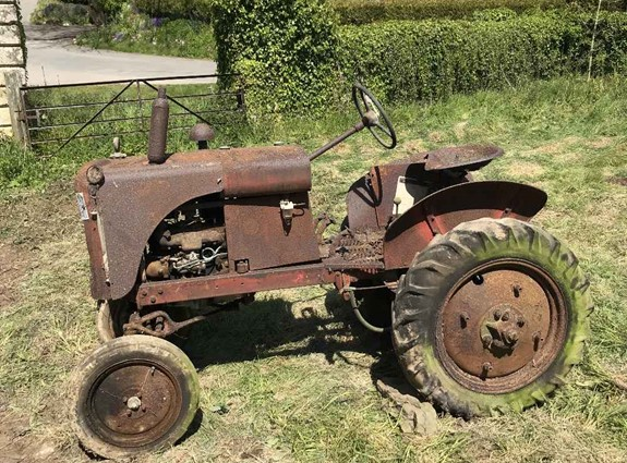 Dispersal Sale of 2 Vintage Tractors, Bygones & Miscellaneous