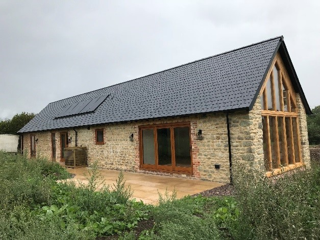 Before & After - A Completed Barn Conversion