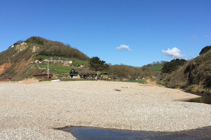 12 Walks of Christmas - Day 2 - Beer to Branscombe