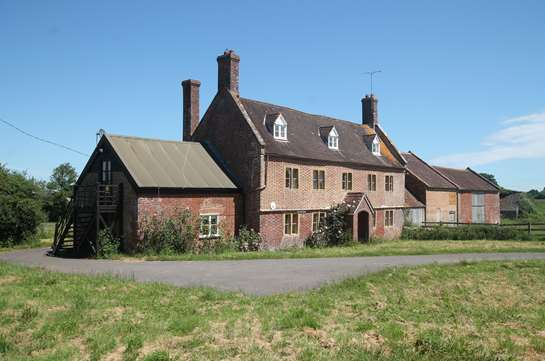 Farmhouse to change hands for the first time since 1617