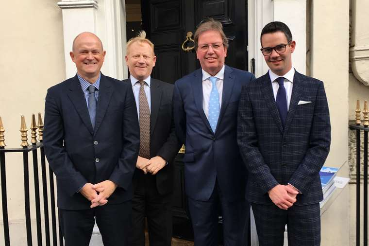 London 16th October 2018 Country Property Forum