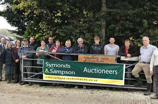 Vintage Tractors & Memorabilia under the hammer for Charity