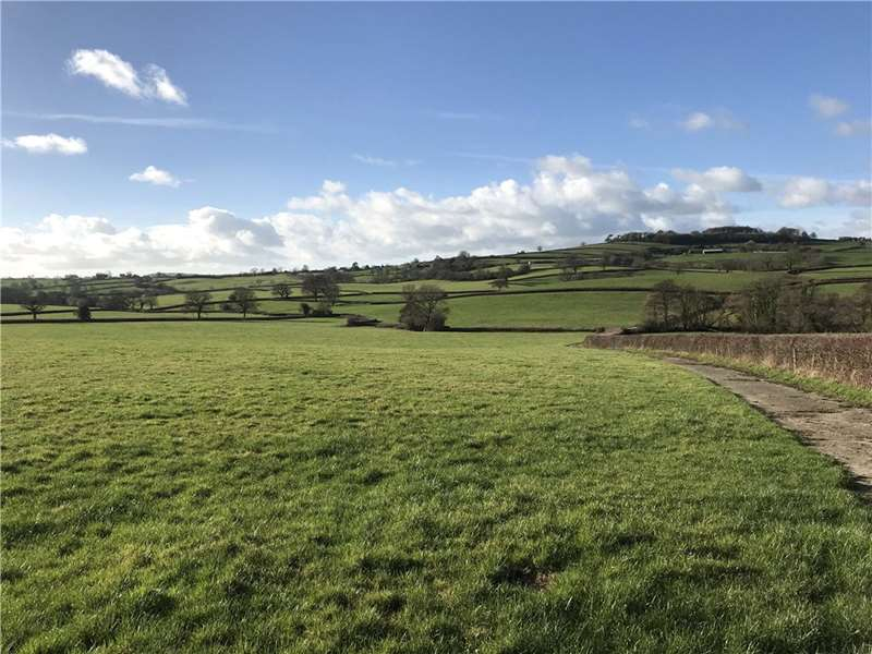 215 Acre Farm to Let in West Dorset