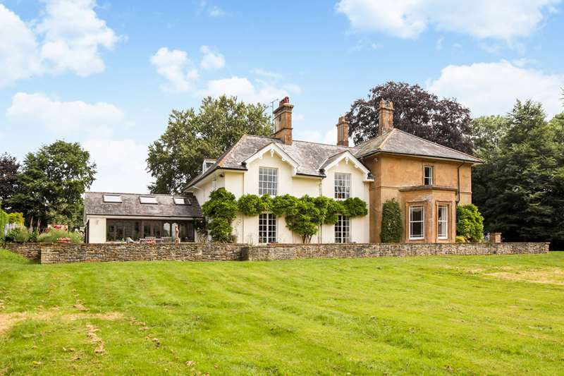 An Elegant Former Rectory, perfect for Entertaining