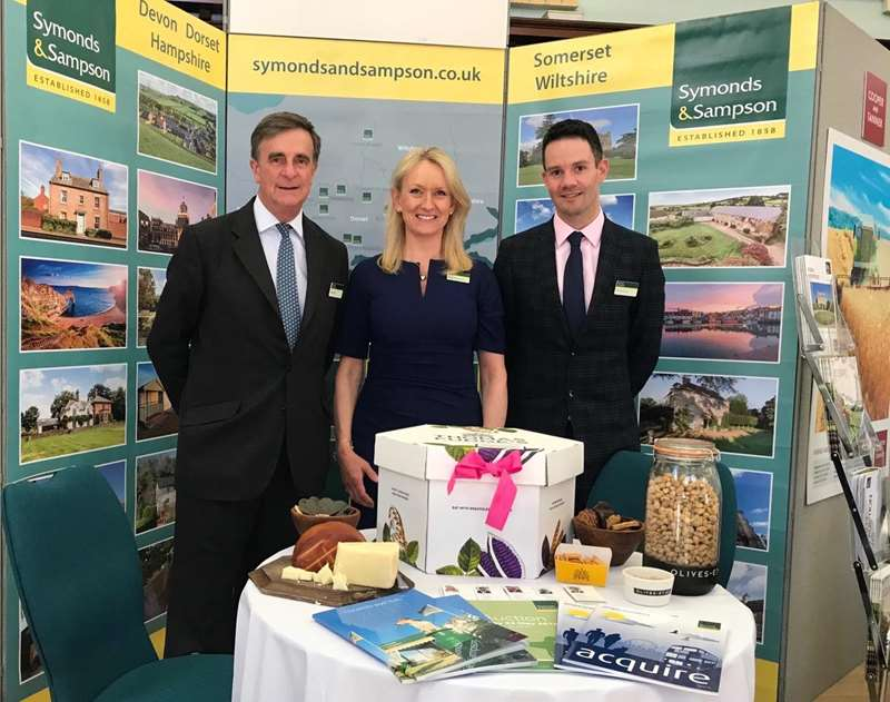 The Sun Shines on the London & Country Property Show