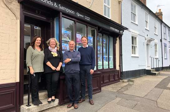 A New Symonds & Sampson Office in Wareham