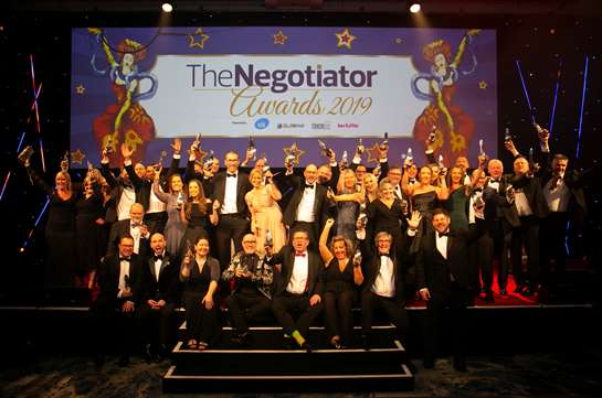 Auction House wins gold at property 'Oscars'