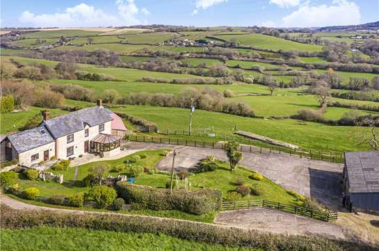 51 Acre Farm in East Devon Area of Outstanding Natural Beauty