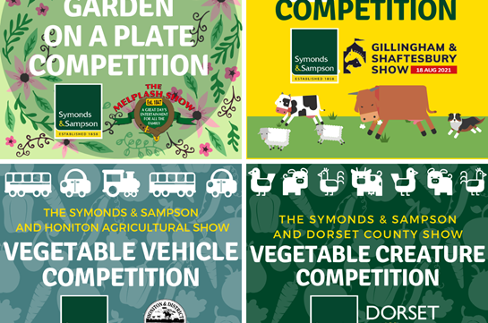 'Get Crafty' with Symonds & Sampson summer show competitions