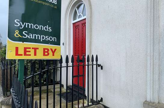 Symonds & Sampson's Landlord's Newsletter