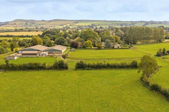 Impressive equestrian property in South Somerset