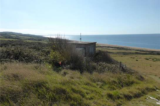 Pill Boxes, a former Coastguard Tower and 35.78 acres on the Jurassic Coast