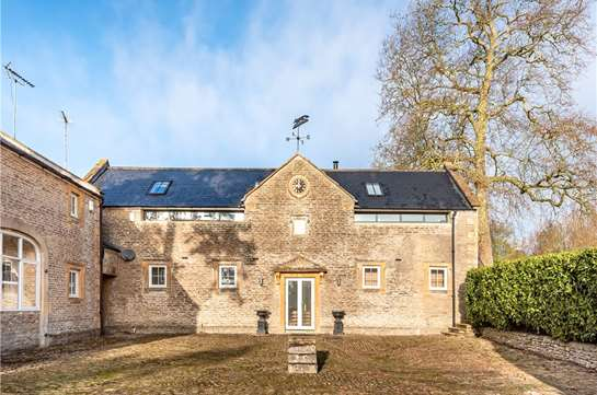 Stunning converted stables in Somerset