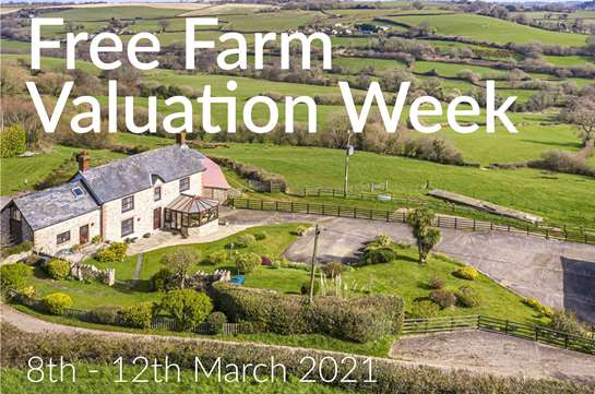 Free Farm Valuation Week 2021